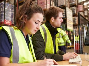 Supply chain labour hire employee